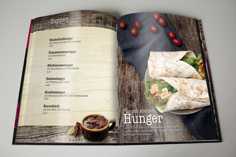 Gastrokarte-Speisen