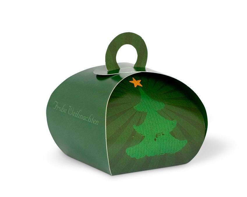 Papierbox für kleine Geschenke
