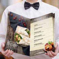 Das perfekte Gastronomie-Design: So gestalten Sie Speisekarte und Co. im Einheitslook!