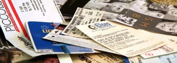 Kreative Eintrittskarten für Ihr Event