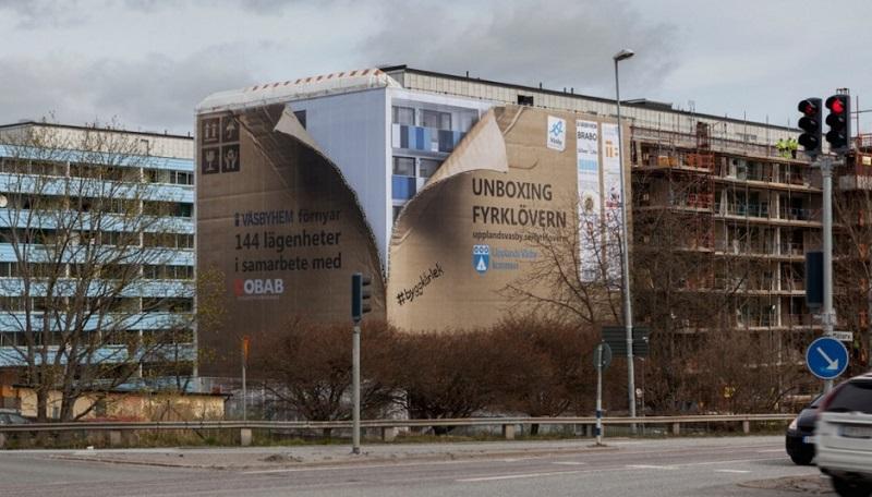Werbung Kartin Hochhaus