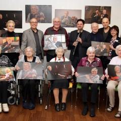 Musik hält jung – Ein Seniorenkalender der etwas anderen Art