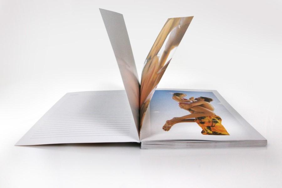Kreative Ideen für das BIZ Buch - bis zu 600 Seiten stark.