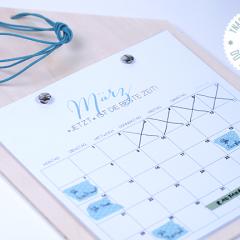 Kalender erstellen und verschenken: Inspirationen und kreative Geschenkideen