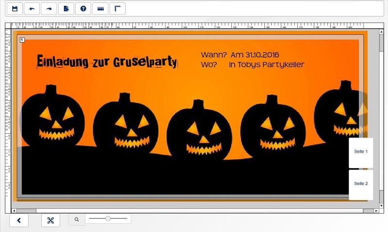 Berühmt Die perfekte Halloween-Party: Ideen für Deko & Rezepte RF33