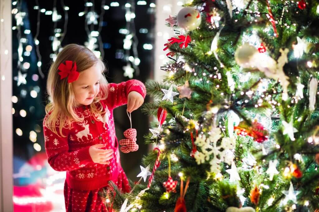Alternativ zu einem Weihnachtsfoto können Sie auch ein Silvestermotiv verwenden.