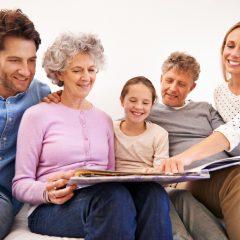 Familienchronik erstellen: alle Generationen auf einen Blick!