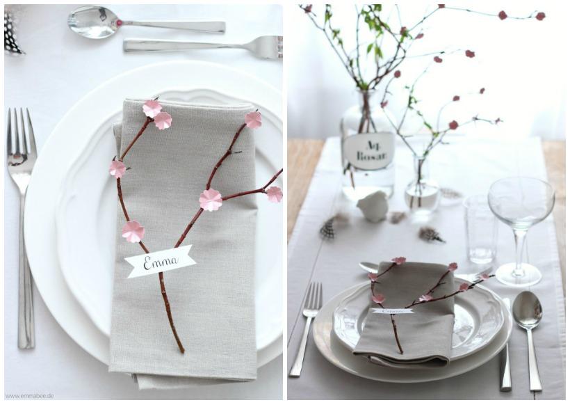Tischkarten Zur Hochzeit 7 Diy Tischkarten Zum Selberbasteln