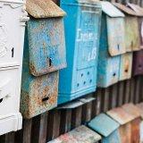 Postkarten aus der ganzen Welt