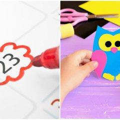 9 DIY-Ideen: Geburtstagskalender für die Grundschule oder Kita basteln