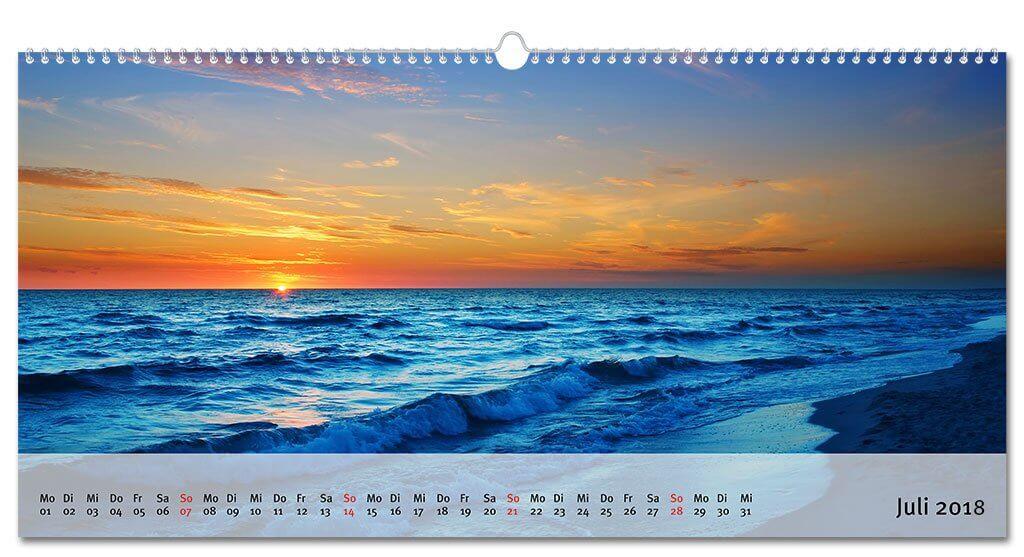 Wie ihr für euren Kalender solche Natur-Fotos fotografieren könnt, erklärt euch Benjamin Jaworskyj.