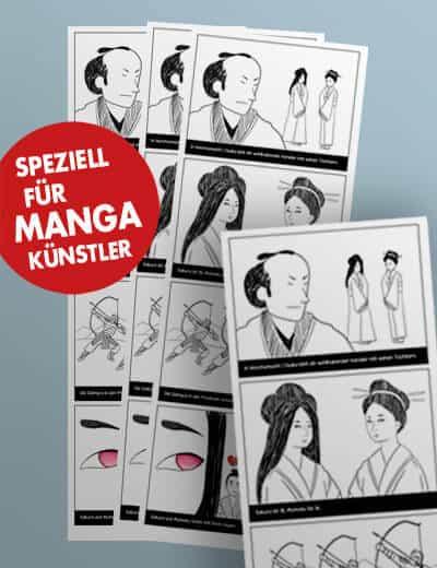 Yonkoma Karten Manga