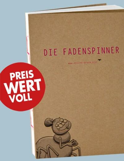 Design-Buch im DIN A6-Format