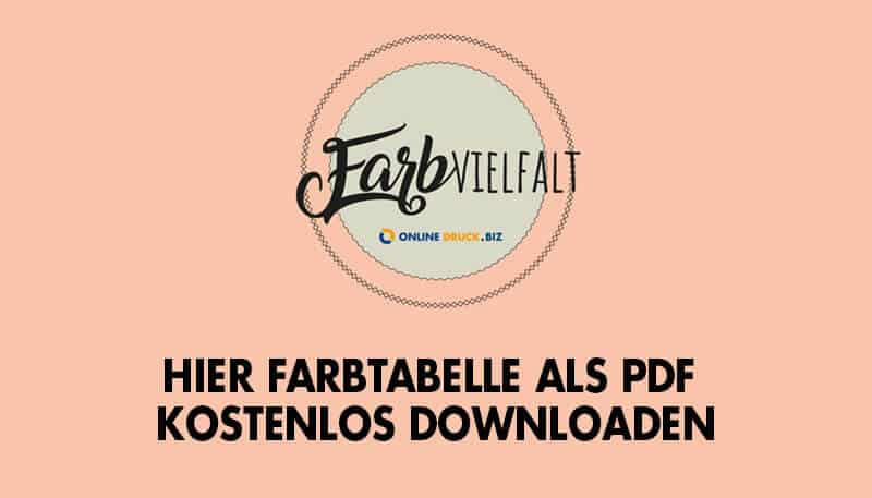 PDF Farbtabelle Metallic downloaden
