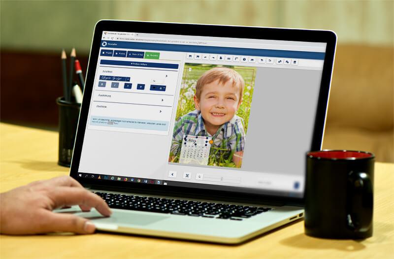 Kalender kinderleicht online gestalten