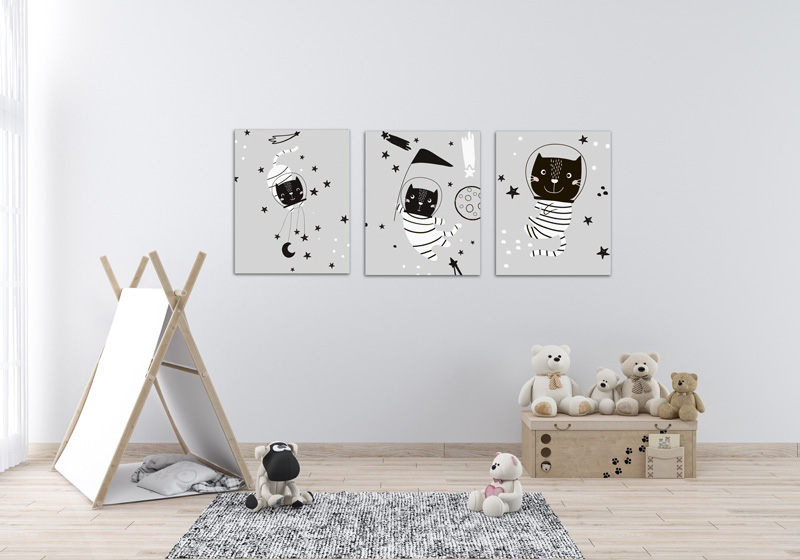 Foto Leinwand Canvas Wandschmuck Kinderzimmer online drucken