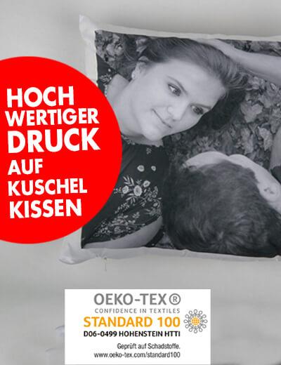 Kuschel Kissen 50x50 cm Sofa