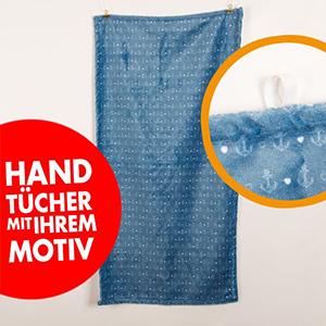Handtuch Online Günstig Bedrucken