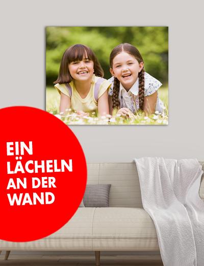 Canvas Fotoleinwand online drucken 80 x 60 cm