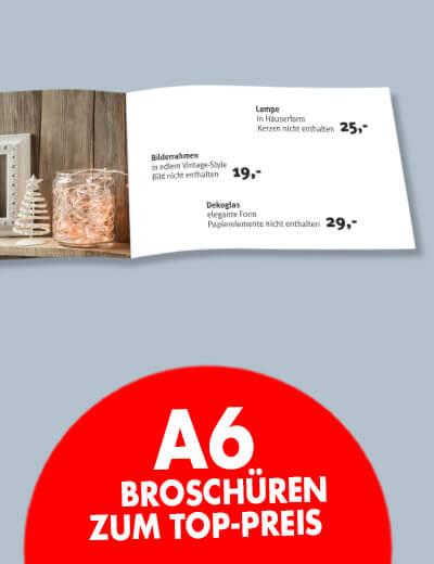 Faltblatt A6 quer online drucken verschiedene Papiere