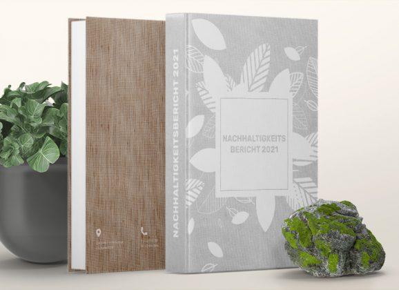 Recyclingpapier meets Fadenheftung – Tradition und Moderne für Ihre Bücher