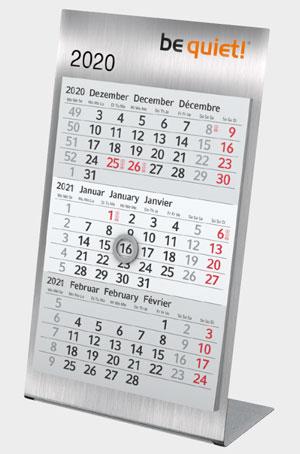 3-monats-tischkalender-edelstahl