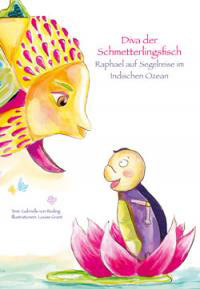 Cover Buchhandlung Diva der Schmetterlingsfisch, Lotus Flower Foundation