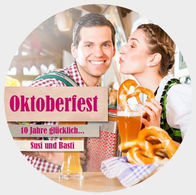 Bierdeckel Okotberfest