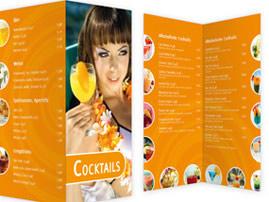 Cocktailkarten gestalten