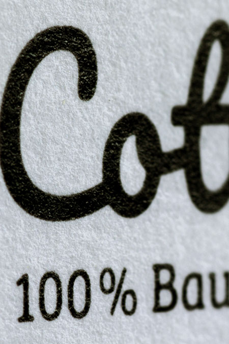 Visitenkarten Cotton Visitenkarten 100 Reine Baumwolle