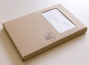 Fadenspinner Design-Buch Verpackung