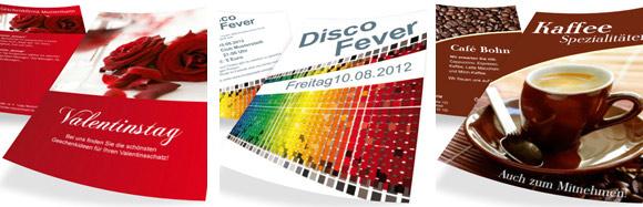 einladungskarten, flyer & plakate online kostenlos gestalten, Einladung