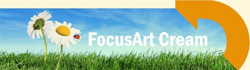 Bilderdruckpapier elfenbeinfarben, matt, FocusArt Cream