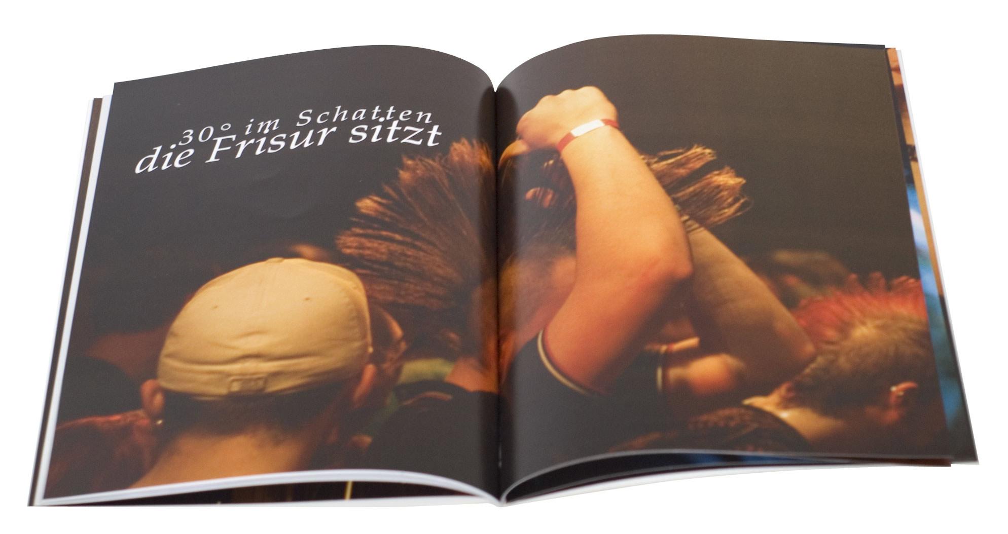 Softcover beim Bücher-Druck im Trend