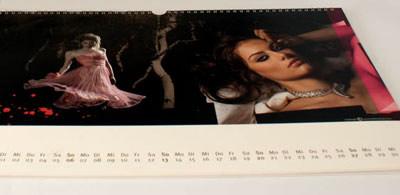 Fotokalender glänzend oder auf Naturpapier?