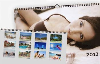 Fotokalender 2013 versandkostenfrei bei Online-Druck.biz