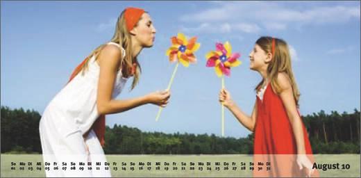 Fotokalender 2010 jetzt auch im Panoramaformat