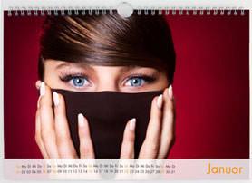 Größtes Kalendersortiment – alles online gestalten