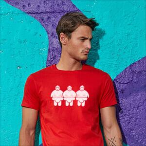 wholesale dealer ae9fa 69c58 T-Shirts für Herren extrem günstig bedrucken lassen