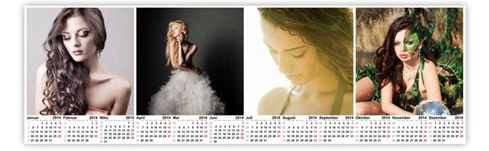 Jahreskalender Fotostrecke