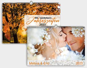 Kalender online drucken