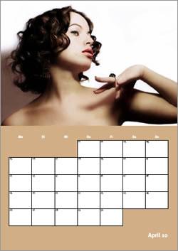 Kalender 2010 – neues Layout und XXL-Format