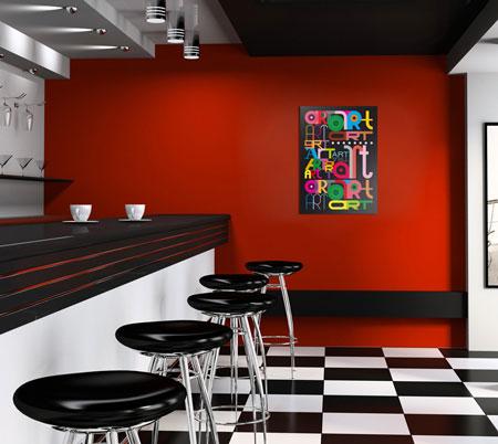 foto auf leinwand im format 50 x 70 cm g nstig drucken. Black Bedroom Furniture Sets. Home Design Ideas