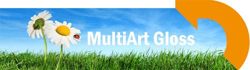 Bilderdruckpapier glänzend MultiArt Gloss