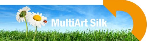 Bilderdruckpapier matt MultiArt Silk