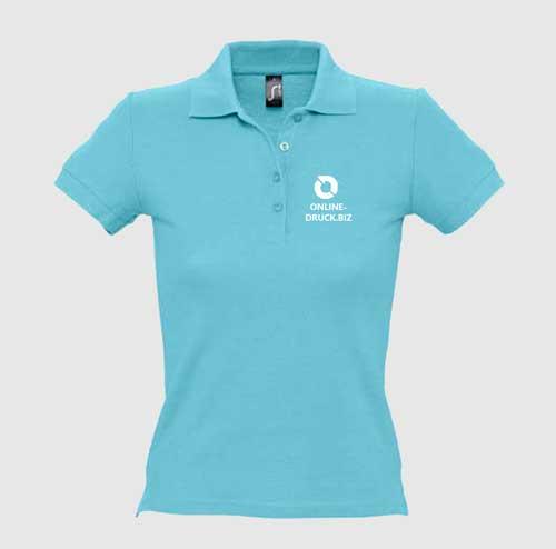 Polo-Shirt Sols People Damen
