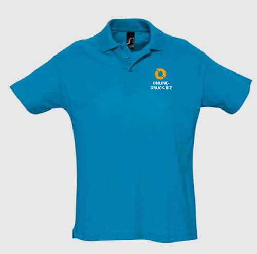 Polo-Shirt Sols Summer II Maenner
