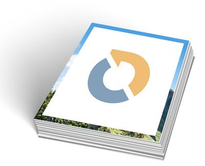 Visitenkarten Visitenkarten Quadrat Midi 60 X 60 Mm