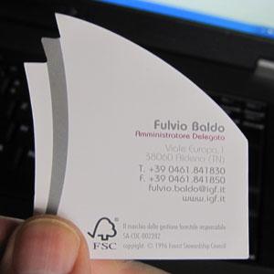 Visitenkarten Visitenkarten Drucken In Freier Form