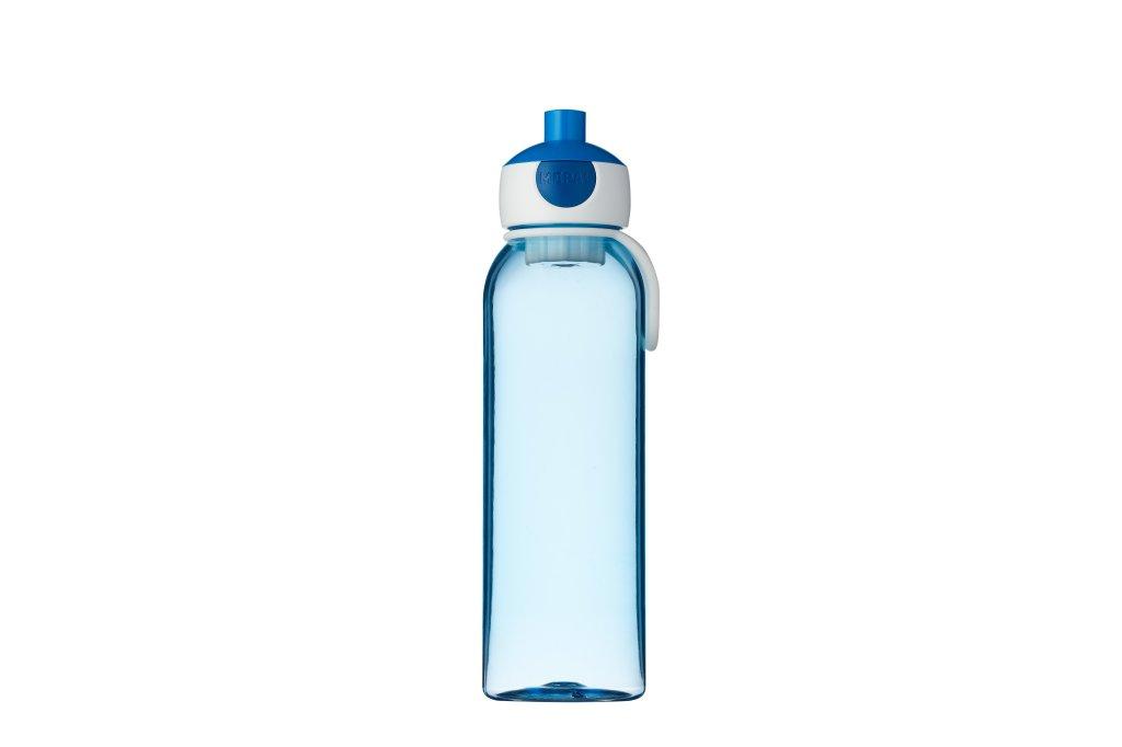 Wasserflasche Blau Campus